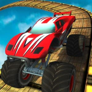 Impossible GT Monster Stunts