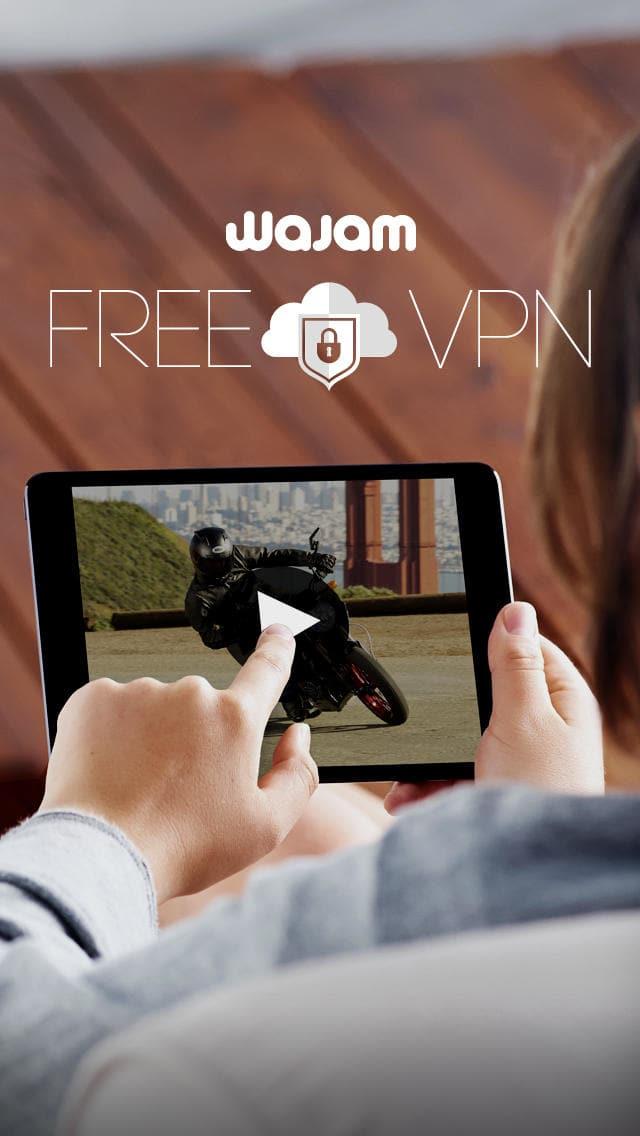 Wajam Free VPN
