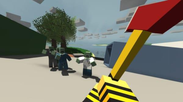 скачать игру Unturned последнюю версию на русском - фото 2