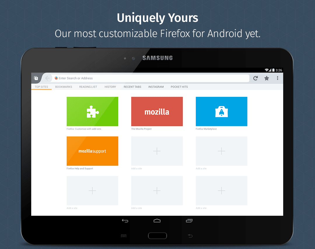 Firefox Für Android Tablet