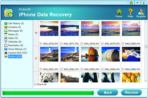 iPubsoft iPhone Data Recovery