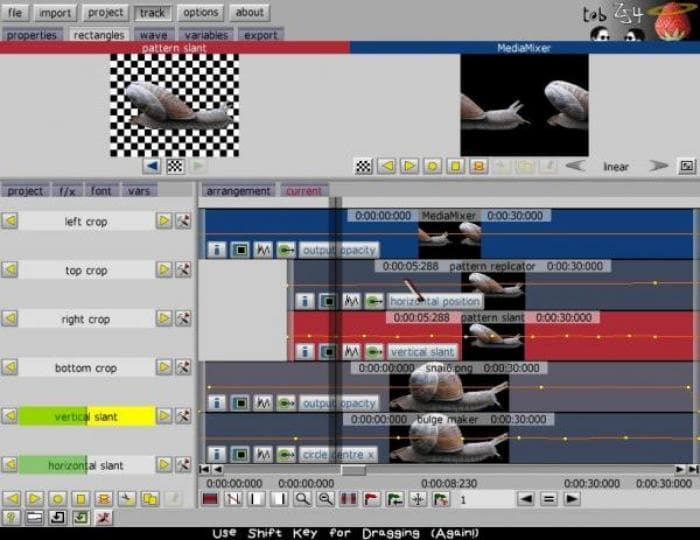 ZS4 Video Editor