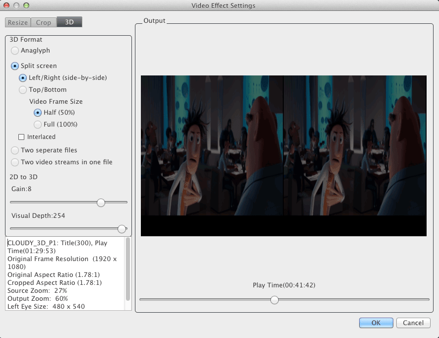 DVDFab Blu-ray 3D Ripper for Mac
