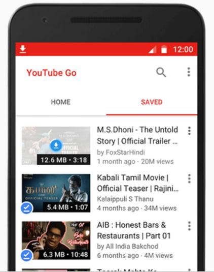 YouTube Go