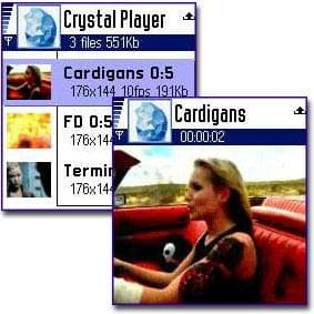 CrystalPlayer Mobile