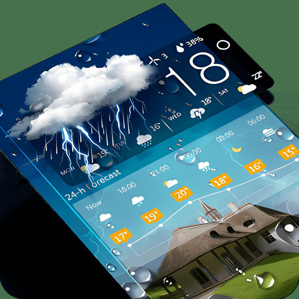 Weather Radar & Forecast