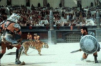 Gladiator Screensaver