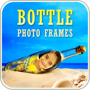 Bottle Photo Frames