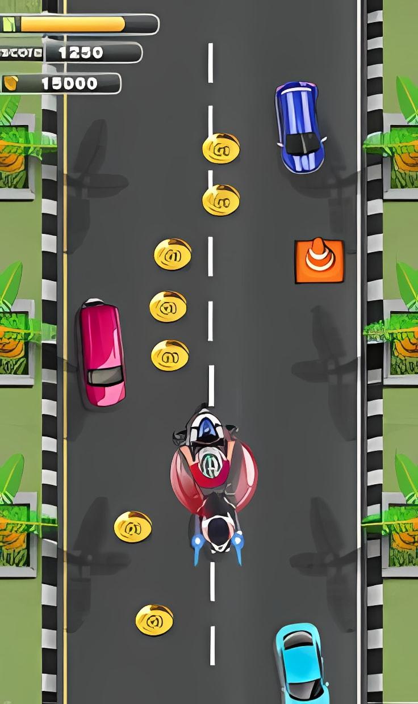 Asphalt Racing Moto