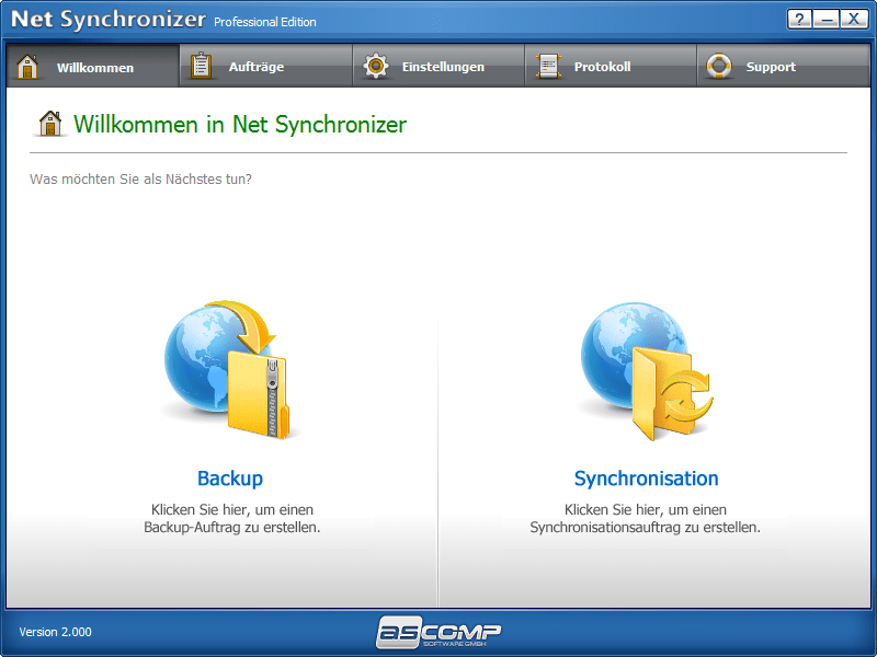Net Synchronizer