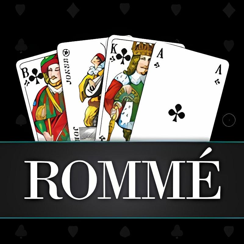 Rommé - The Royal Club