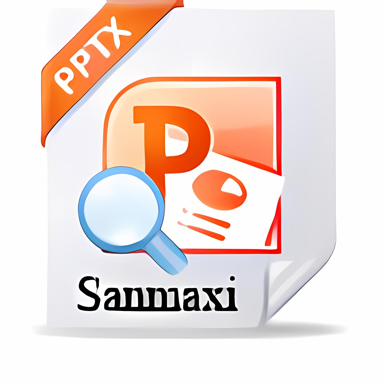 Sanmaxi powerpoint file repair
