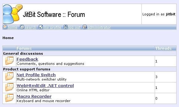 AspNetForum