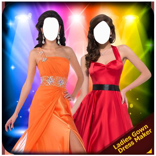 Ladies Gown Dress Maker