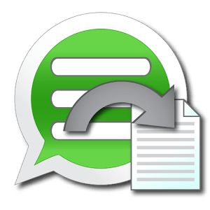 Backup Text for WhatsApp 1.5