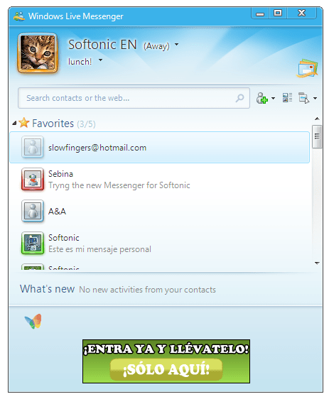 Where can i download Windows Live messenger