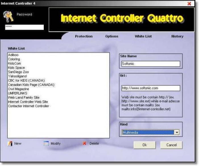Internet Controller