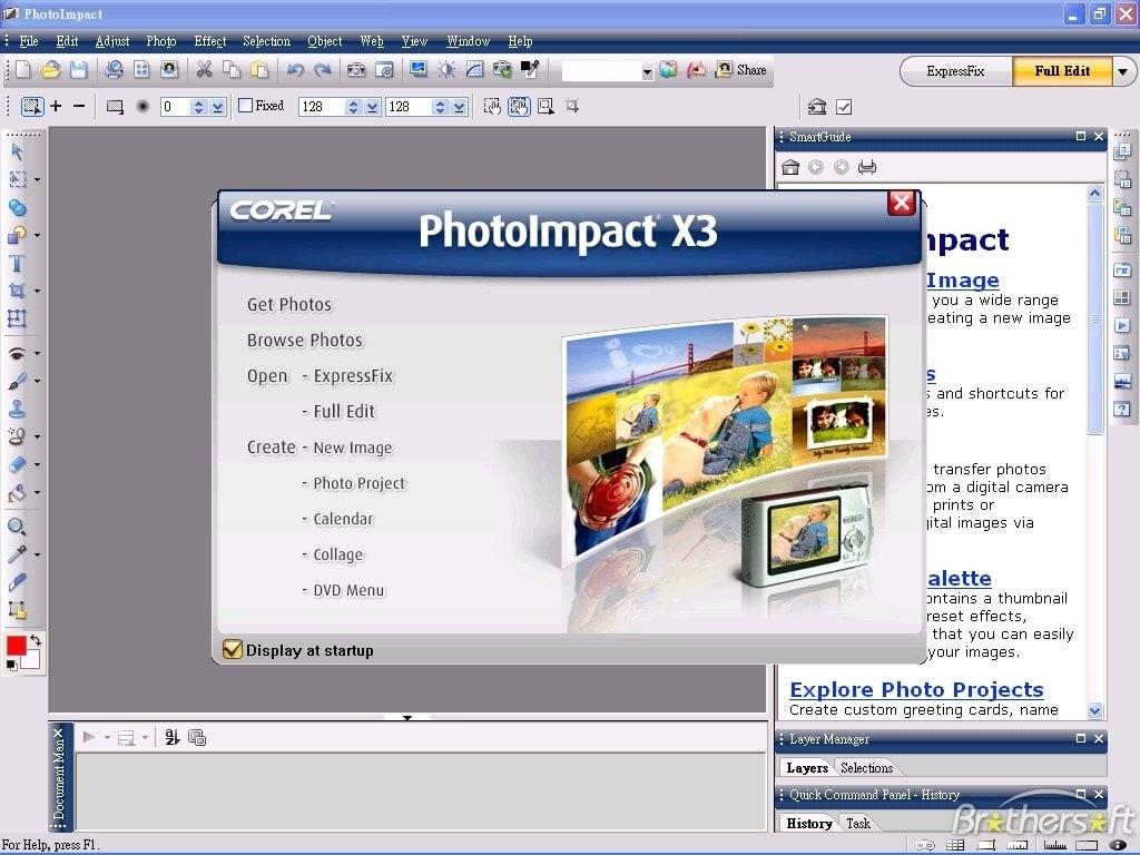 PhotoImpact X3