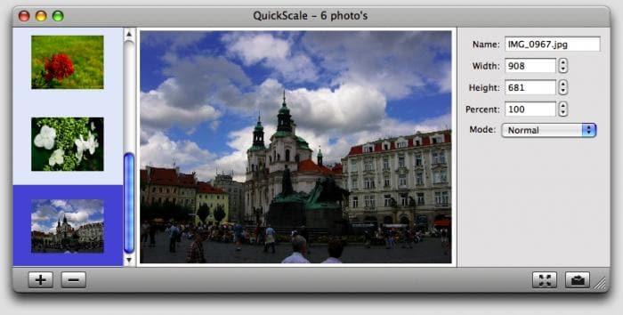 Quickscale