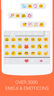 Emoji Keyboard - KK Emoticons