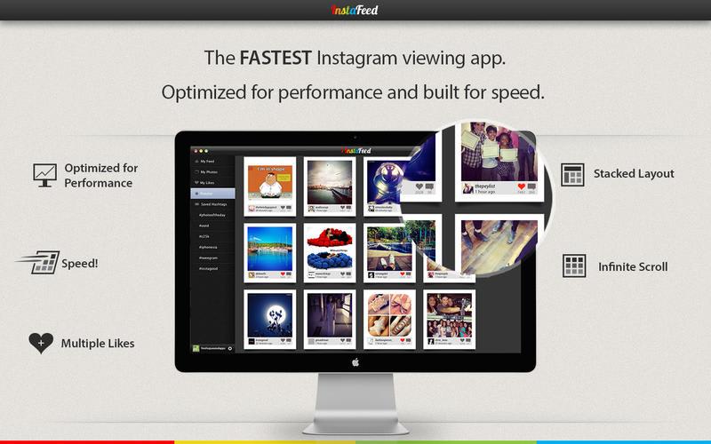 App for Instagram - InstaFeed