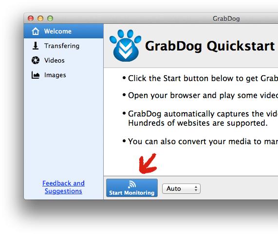 GrabDog for Mac