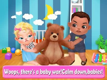 Newborn Angry Baby Boss