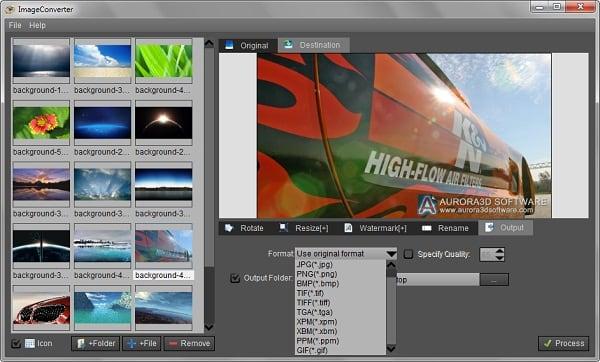 ImageConvertPro for MAC