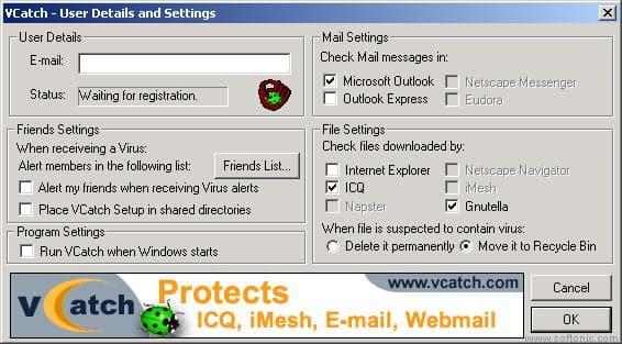VCatch
