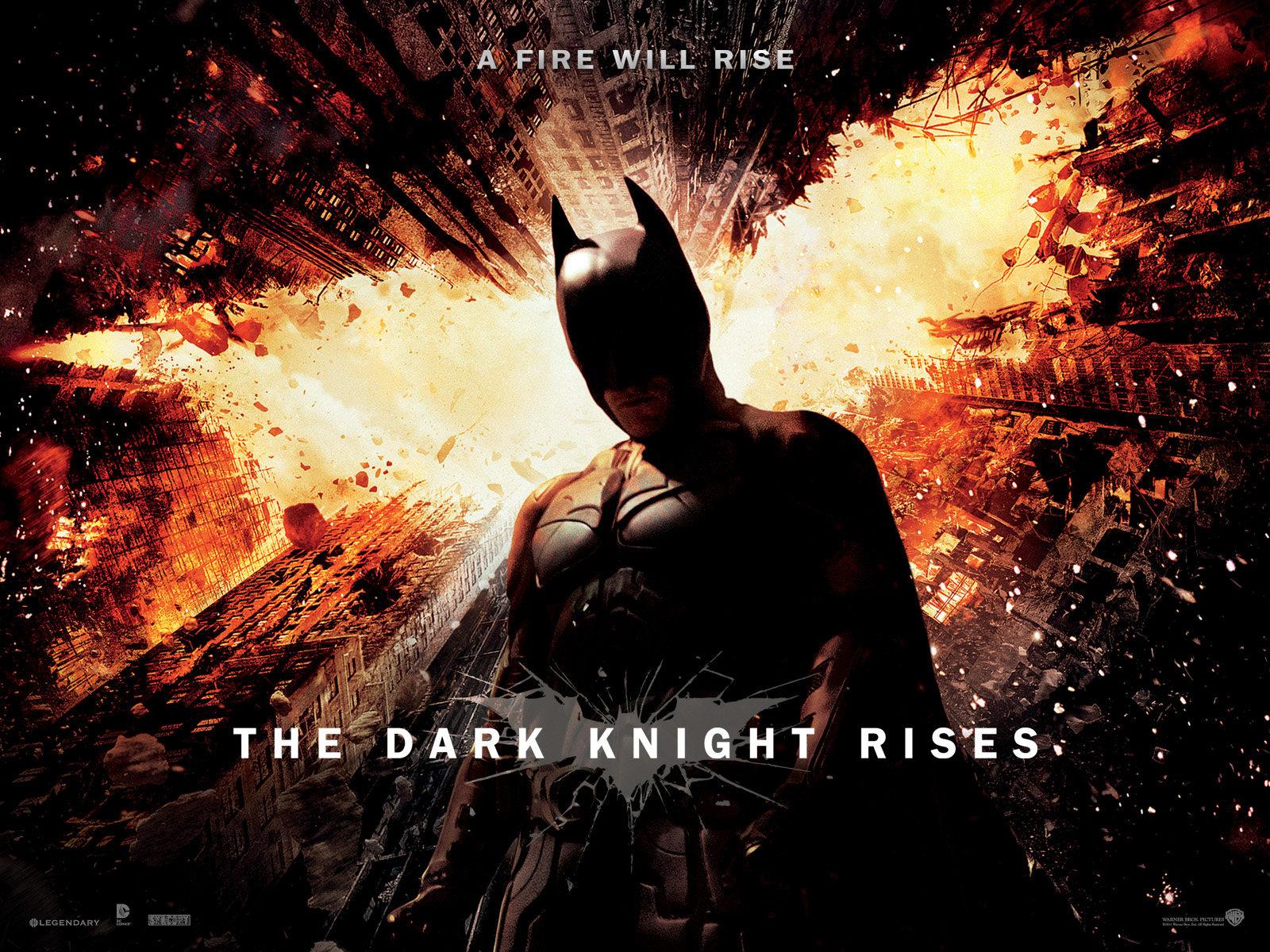 Batman - The Dark Knight Rises Wallpaper