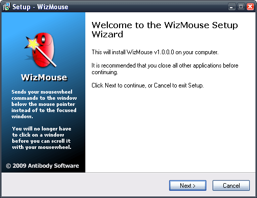 WizMouse