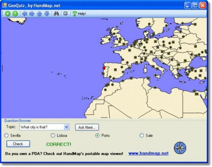 GeoQuiz Geography