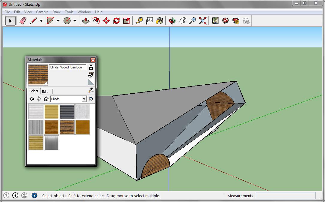 SketchUp Make 2015