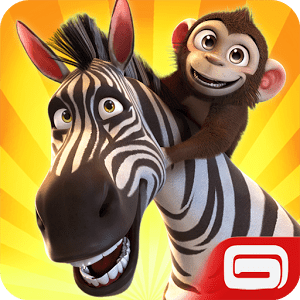 Wonder Zoo : Animal & dinosaur rescue 2.0.0