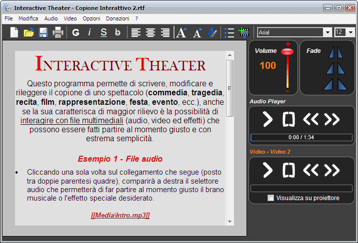 Interactive Theater Free