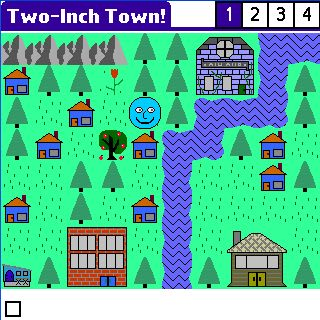 Two-Inch Town