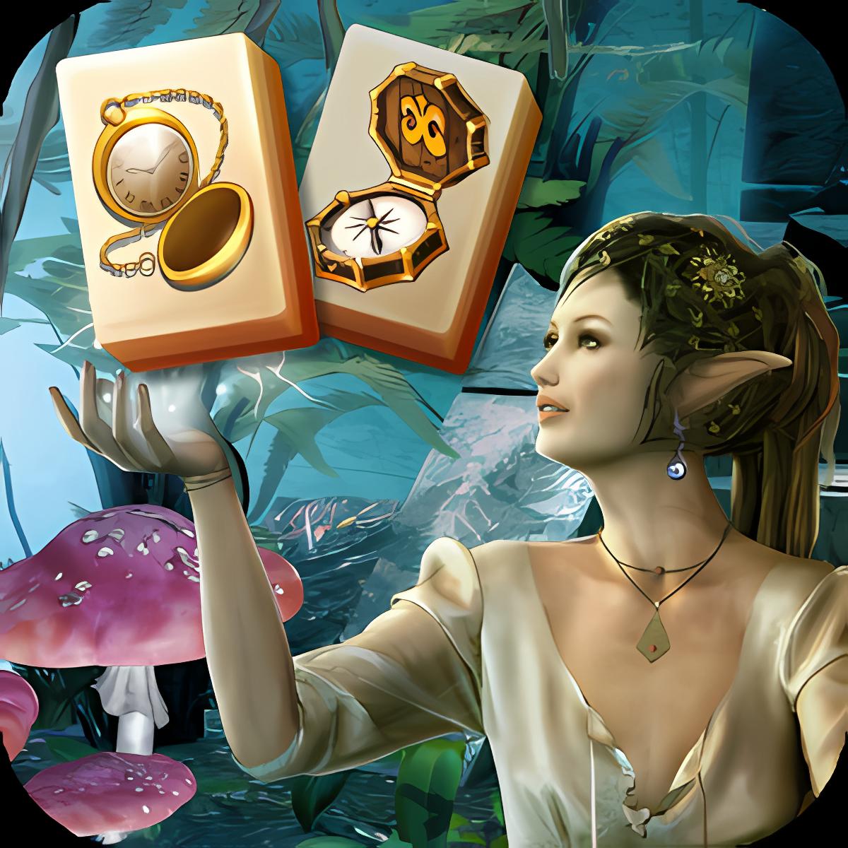 Mahjong - Secret Elven Journey