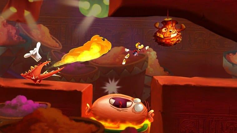 Rayman Fiesta Run per Windows 10
