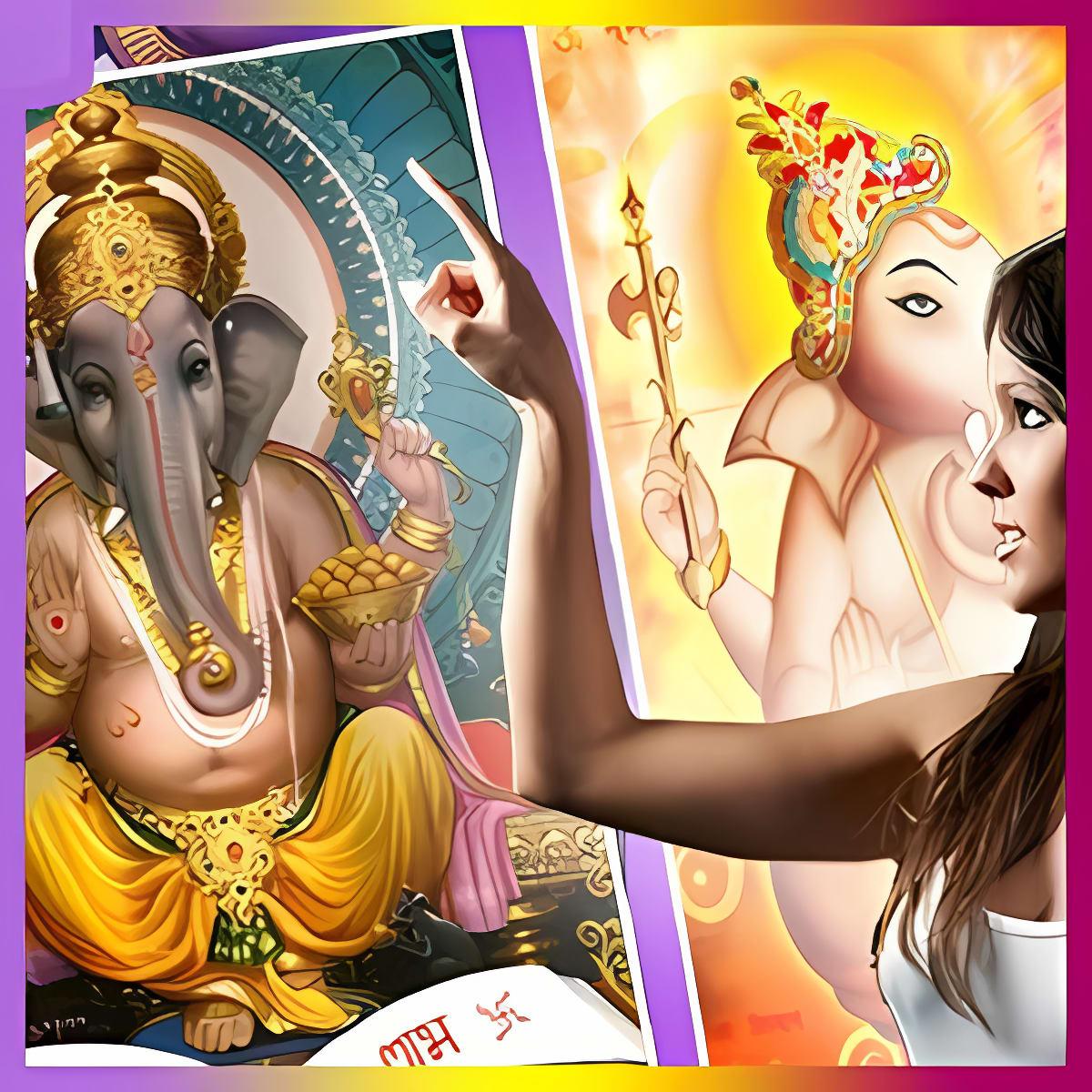 Lord Ganesha Live HD Wallpaper