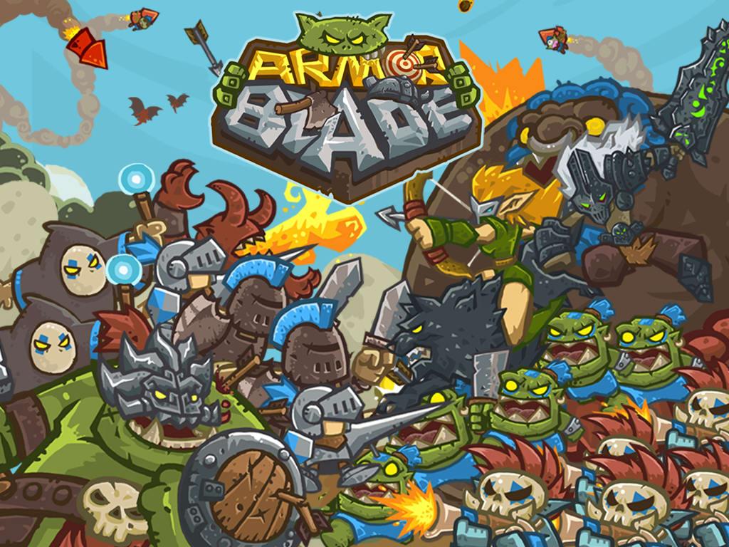 Armor Blade