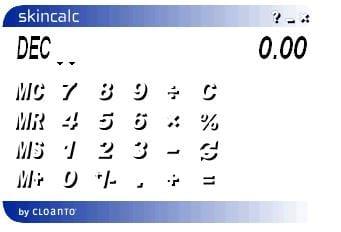 SkinCalc