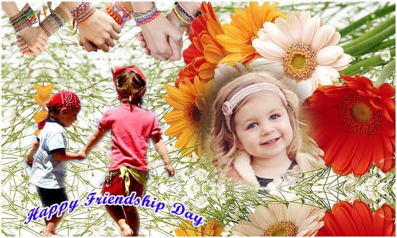 Friendship Day Photo Suit App
