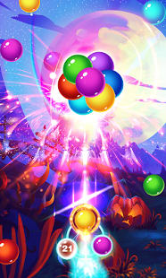 Wizard Bubble Shooter