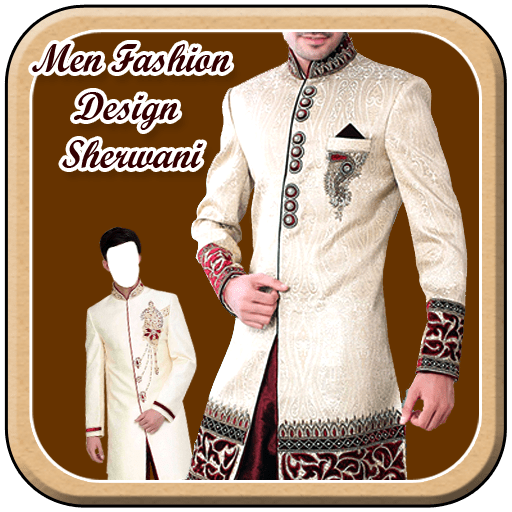 Men Fashion Design SherwaniApp