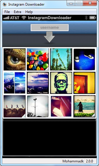 Instagram Downloader
