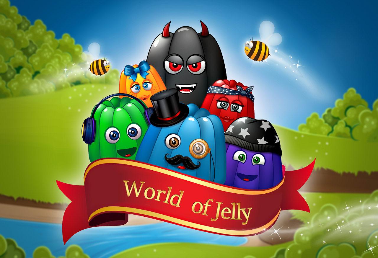 Match 3 Jelly Saga