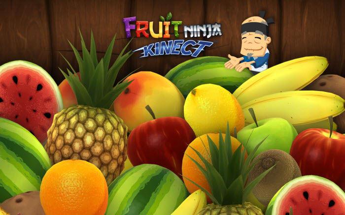 Thème Fruit Ninja