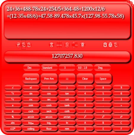 Usmania Calculator