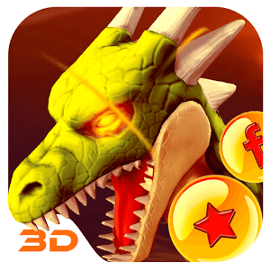 Red Fire Dragon 3D 1.1.4