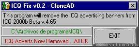 ICQ Fix